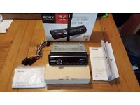 Sony CDX-GT450U Car Stereo Radio Headunit. CD USB AUX Excellent Condition Barely Used
