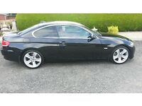 **2007 BMW 330d coupe only 79k **