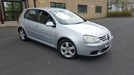 Volkswagen Golf 1.9 TDI Sport 5dr***VERY RELIABLE CAR *6 SPEEDS*