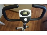 Exercise Bike, good condition bought from Coopers less than 1 year, still boxed