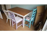 Free kitchen table and