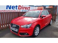 One Owner Low Mileage Audi A1 1.4 TFSI Sport 3dr - Full Audi Service History - New MOT On Delivery