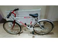 Clearance reduced Great 24inch peugeot mountain bike in good condition all fully working