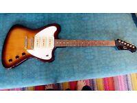 Gould Stormbird - Gibson Firebird clone guitar