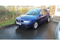 Seat Leon 1.4 petrol MAY PART EXCHANGE