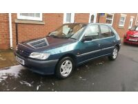 Peugeot 306 d turbo xrdt. Phase 1. Diesel 5 door