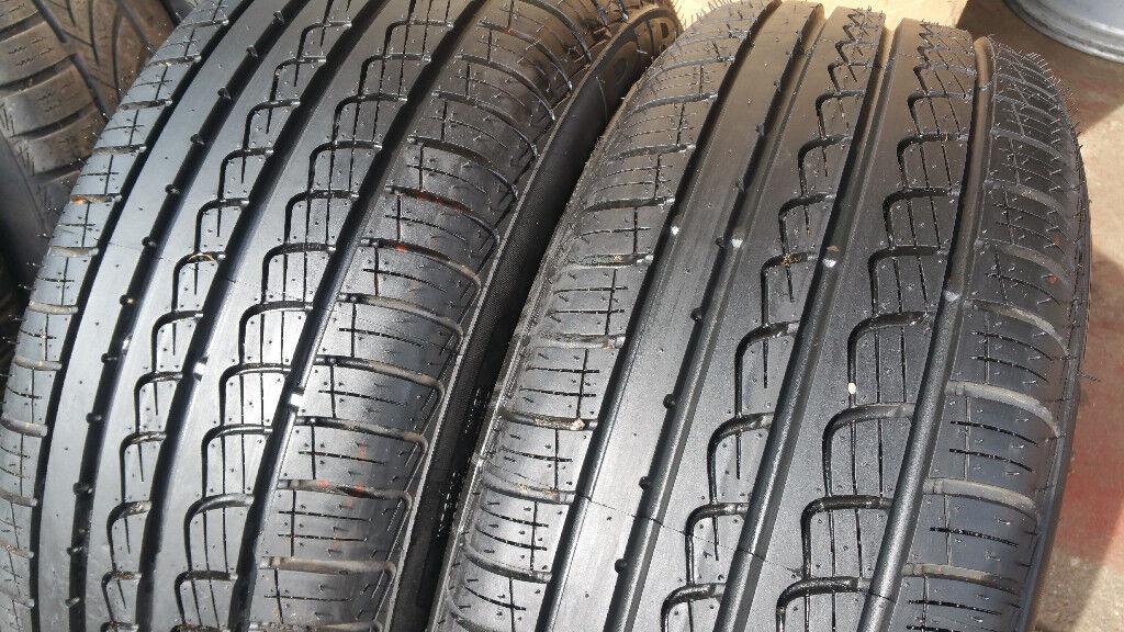 205 55 16 2 x tyres PIRELLI P7