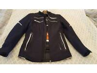 Ixon womans motorbike jacket