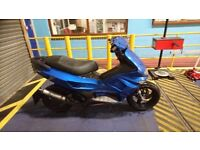 GILERA RUNNER 50CC FULL MOT AND LOGBOOK