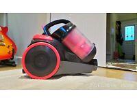 Vax C87M9B Mach 9 Bagless Cylinder Vacuum Cleaner RRP around £200