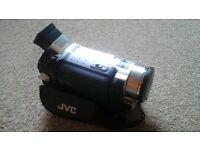 jvc 500x digital zoom high band video camera