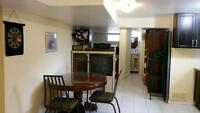 Bungalow basement room for rent Keele and Wilson