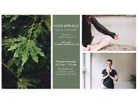 Yoga Flow Classes - Monday Evenings Farncombe