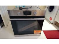 NEW! HOTPOINT Class 2 SA2 544 C IX Electric Single Oven SS 71 Ltr Multifunction oven