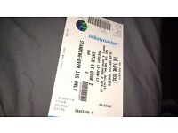 stone roses ticket
