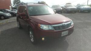 2009 Subaru Forester  X Premiium AWD - dealer maintained!!! Leat