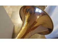 "Edwards Tenor Trombone Bell - 271CF 8,5"", ga 21, Red, Tempered"