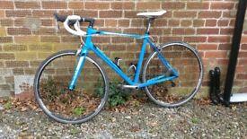 Giant Defy 1 Road Bike (Medium/Large Frame) and Shimano SPD-SL Pedals