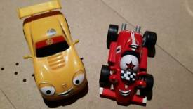 Rory racing cars