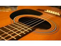 Guitar lessons for complete beginners