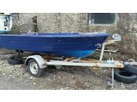Boat for sale 395