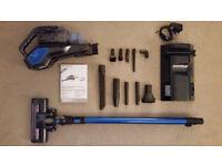 Cordless vacuum cleaner SILVERCREST - on warranty