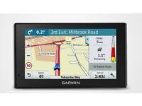 """5"""" GARMIN DriveSmart 50LMT-D GPS Sat Nav - UK & EUROPE 3D Maps & Traffic Update (no offers, please!)"""