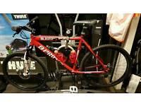 "Mountain Bike 21"" Frame 26"" Wheel B-Pro Blaster Aluminium Series 6061"