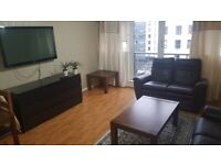 Two Bedroom Furnished Flat in Wallace Street