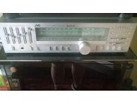jvc super a stereo receiver amplifier