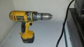 Dewalt drill cordless