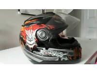 Unisex helmet