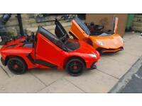 Lamborgini SV In Red,Orange,Blue,Black,White, (Bradford)