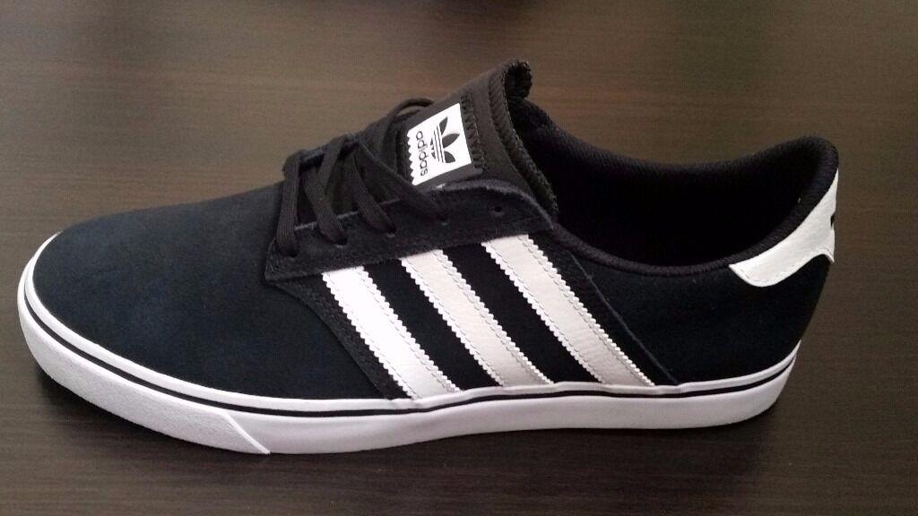 Adidas Originals Seeley Premiere Entrenadores, Adidas Premiere para hombres, tamaño: 8, 8, negro Nuevo d67927d - itorrent.site
