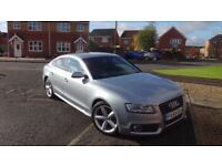 AUDI A5 2.0TDI S LINE 59 PLATE £8500(PRICE REDUCTION)