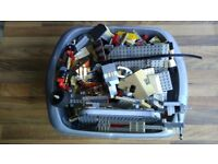 Lego parts full box in good used condition!can deliver or post!