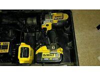 Dewalt dcd985 cordless hammer drill driver 18v