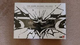 The Dark Knight Trilogy Ultimate Edition