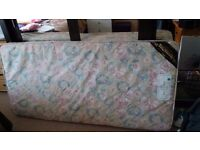 Single bed full size mattress,Unused condition,Low Prices due to House Clearance 35!!Bargain
