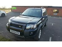 LEFT HAND DRIVE FREELANDER SPORTS IN SOUTH EAST LONDON