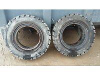 Forklift tyres wheels 7.00-15 12p.r flt 700 fork lift