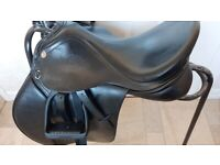 17.5 GPS Fieldhouse Saddle and Bridle in Excellent/New condition