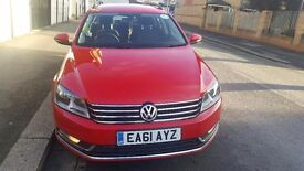 Volkswagen Passat for quick sale with PCO Licence