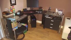 Large pc workstation