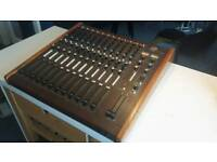 Mtr 12-8-2 Vintage British Made mixing desk