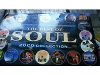 Best of soull cds