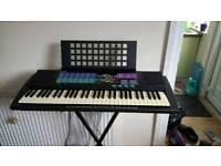 Full size yamaha keyboard