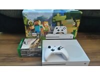 Xbox One S 500gb Mint Condition with 7 Games £200 ono