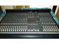Soundcraft Ghost 24 LE W/ Meter Bridge and 2 power supplies
