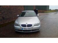 BMW 520i mot February